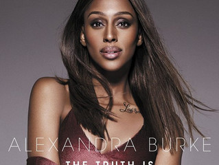 Alexandra Burke releases new album 'The Truth Is'