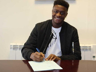 Tyler Magloire signs first professional deal at Blackburn Rovers