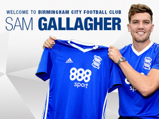 Southampton's Sam Gallagher completes Birmingham loan move!