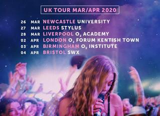 Becky Hill announces headline tour for next Spring!