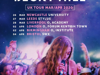 Becky Hill announces headline tour for next Spring!