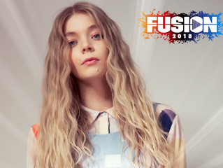 Becky Hill Joins Fusion Line-Up