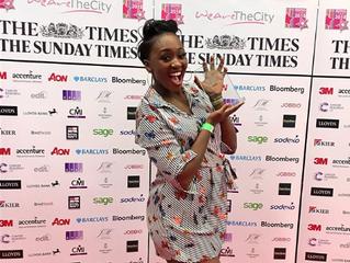Remel London wins We Are City Rising Star Award!