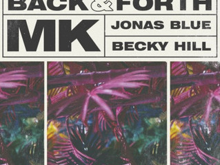 Becky Hill - New Single Back & Forth