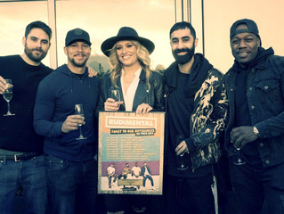 Ella Henderson signs with Rudimental's label Major Toms Music!