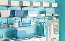 Tampa Laundry room organizer