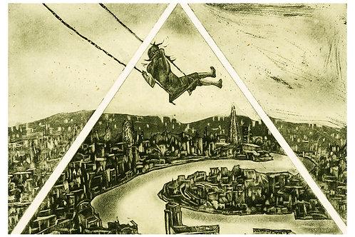 Yean Teo - Swinging in the wind