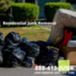 Mattress Removal Services, Junk Removal
