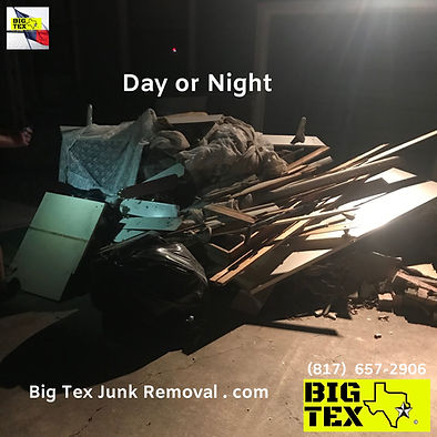 Construction Debris Waste Removal Remova