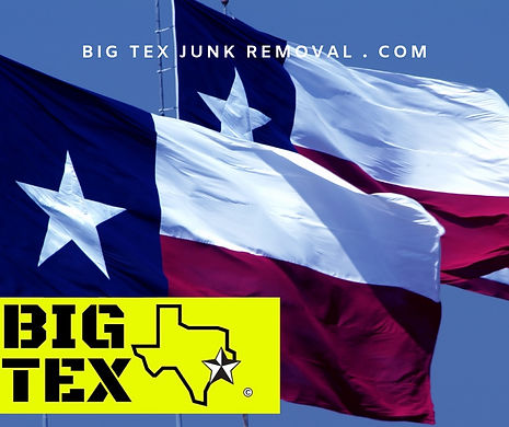 Junk Removal Dallas | Big Tex Junk Removal