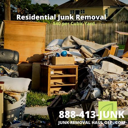 Junk Removal Services in Dallas Texas, F