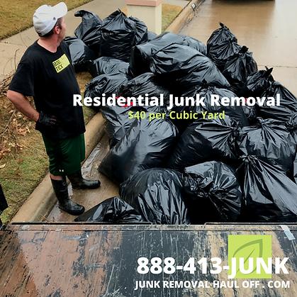 Junk Removal Near me, Big Tex Junk Remov
