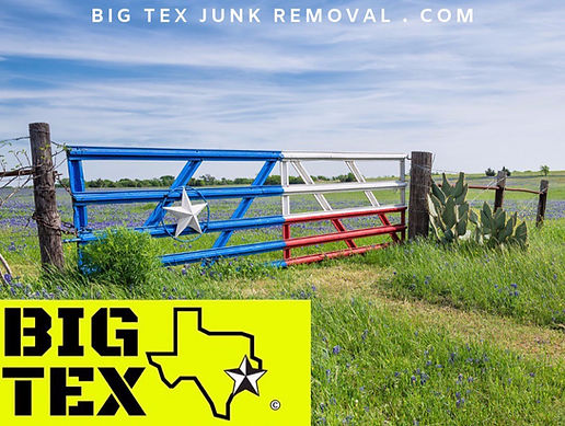 Rockwall Texas Junk Removal Service