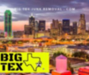 attic cleanout service in Dallas Tx Big
