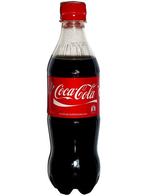 Coca Cola (бутылочная)