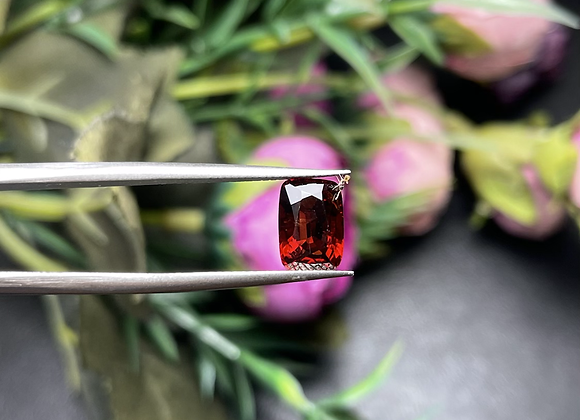 1.97Ct Red Spinel