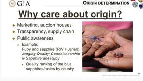 Why care about RUBY's Origin