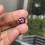 Thumbnail: 4.09Ct Purple Spinel (lavender spinel)