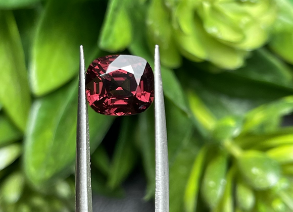 3Ct Red Spinel