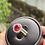 Thumbnail: 0.97Ct Unheated Burmese Ruby , 0.51Ct Natural Diamonds ring in 18k gold