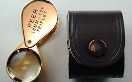 Standard Loupe for Gemologists and Jewelers