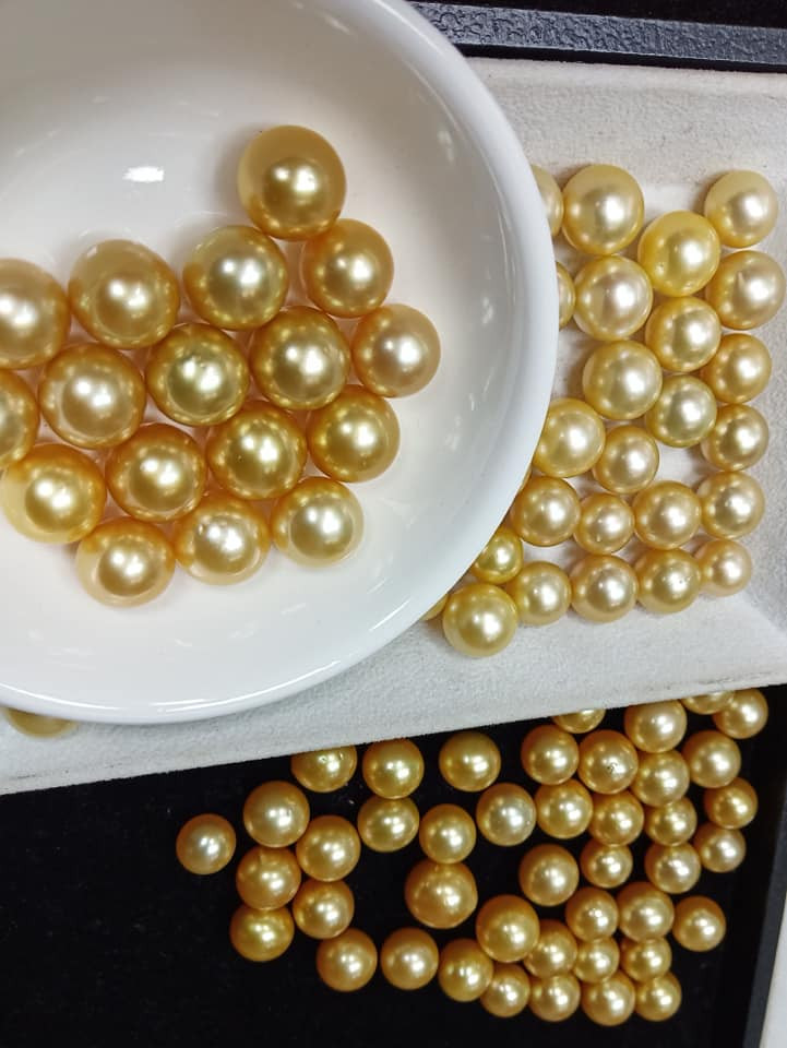 Burma South Sea Pearls