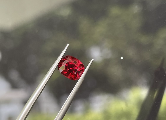 1.18Ct Red Spinel