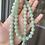 Thumbnail: Type A Jadeite Jade Necklace