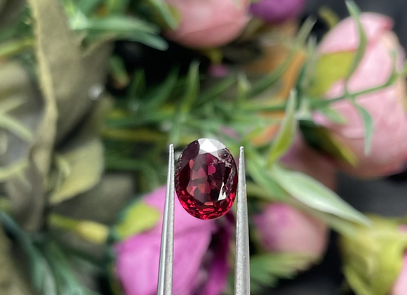 2.01Ct Red Spinel