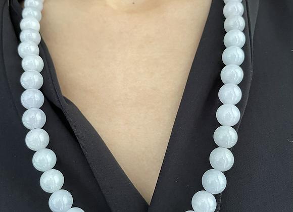 Type A Jadeite Jade Necklace
