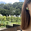 Thumbnail: Type A Apple Green Jadeite Jade Earring in Silver