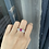 Thumbnail: 1.01Ct Unheated Burmese Ruby and Natural Diamonds ring in 18k solid gold