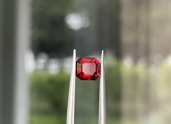 1.23Ct Red Spinel