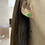 Thumbnail: Type Jadeite Jade Earring in 21k solid gold