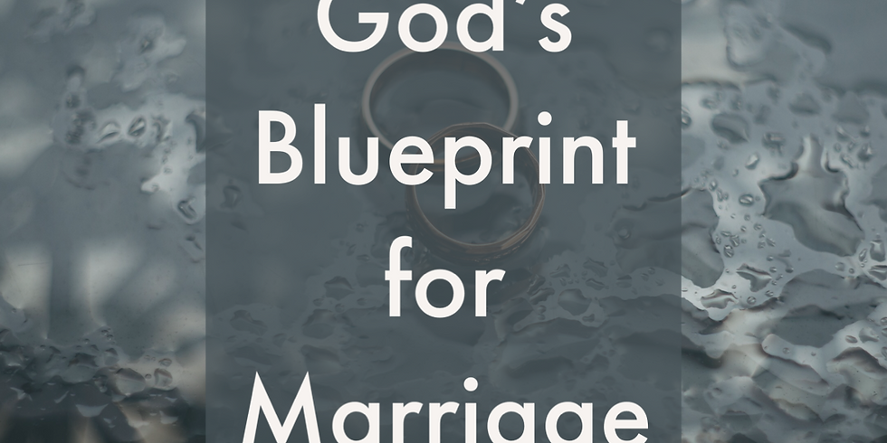 February 14th Service: God's Blueprint for Marriage