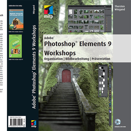 "Buch ""Photoshop Elements"""