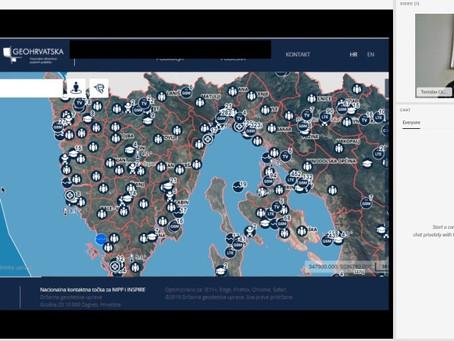 Snimke online predavanja od 4. 12. dostupne za naknadno pregledavanje