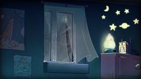 Spooky Bedroom