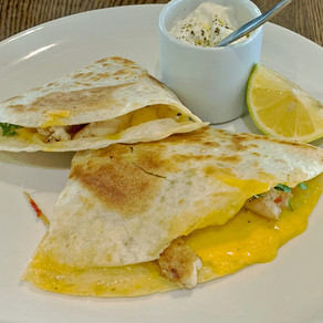 Quesadillas and other favourite food