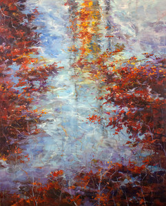 Peaceful Vision-47.5x60