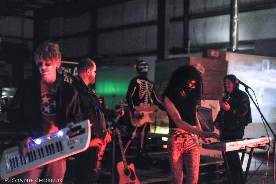 Hard Rock Zombies 2015