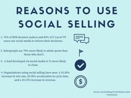 Selling via Social Media