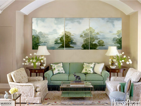 Cross Marketing: Dropping artwork into interior photographs