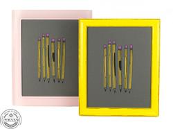 Pencil Prints - Pine Street Makery