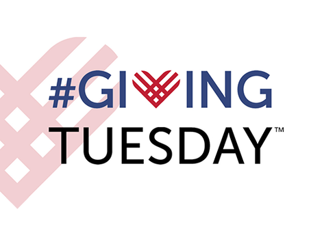 Giving Tuesday (start now!)