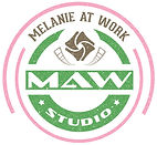 MAW Studio Melanie At Work