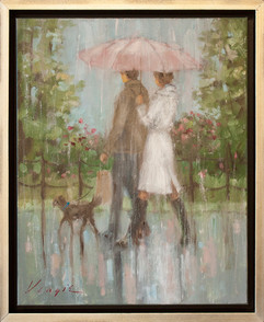 Its A Walk in the Park-16x20