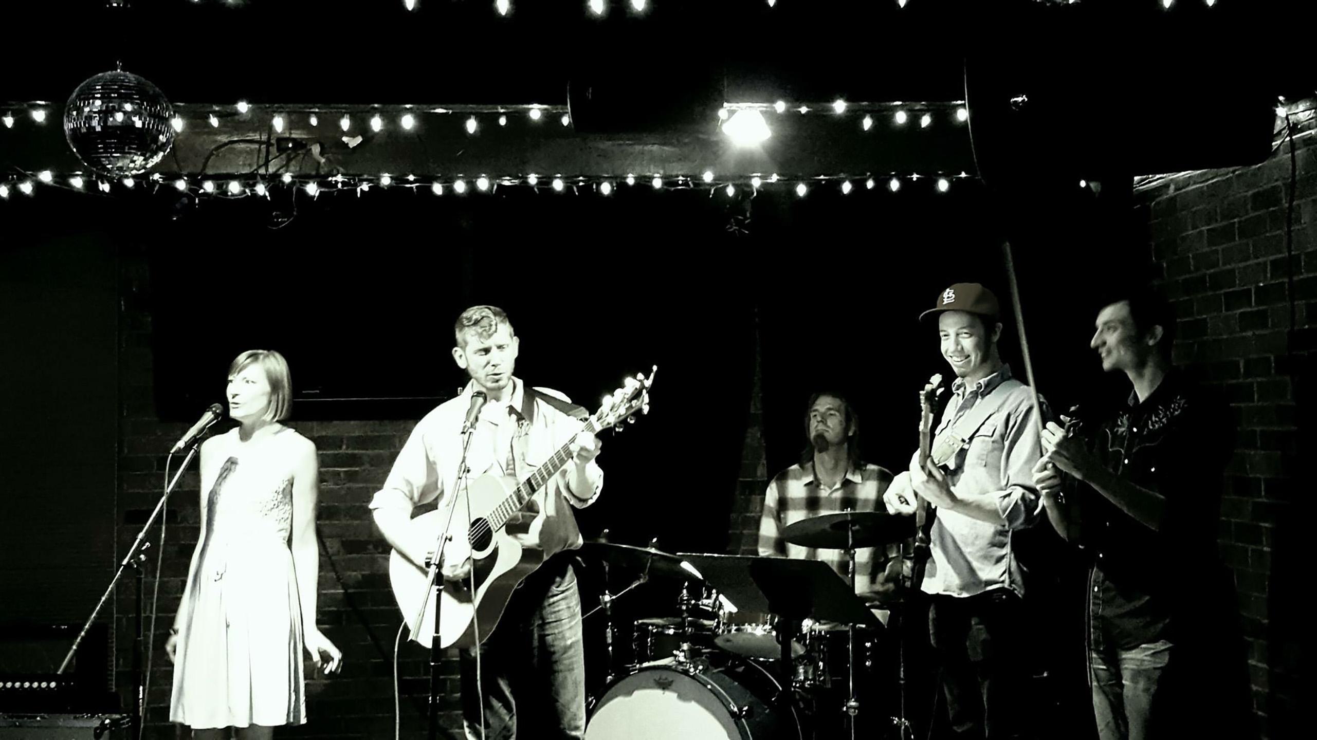 5X Beaver performing @ The Night Owl