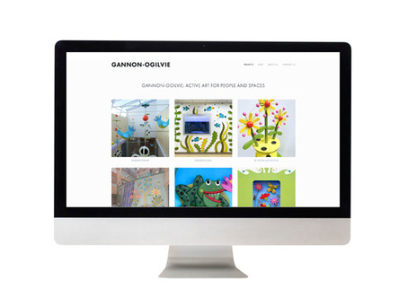 Website design: Gannon-Ogilvie