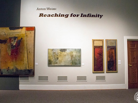 Artist Feature: Anton Weiss-Reaching for Infinity